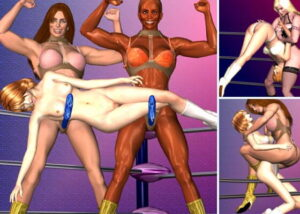 Lesbian Lift&Carry series vol.13